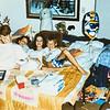 Sara Jarvie, Kristen Jarvie, Jodi Jarvie, Scotty Jarvie 1988
