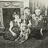 Kathy, Russ C, Paul, Romeo 1951
