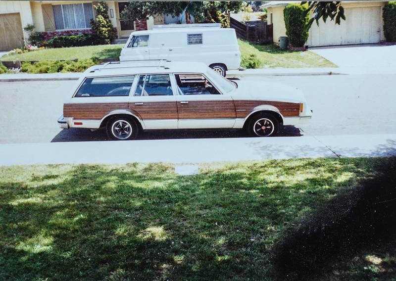 Bonnie family station wagon