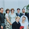 Jared and Kristen's wedding 2001