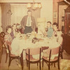 Micheal Lamson, David Bonnstetter, Pauline Lamson, Karen Lamson, Russell O Lamson, Sara Jarvie, Scott Jarvie, Kathy Jarvie, Matt Bonnstetter, Brian Lamson April 1973