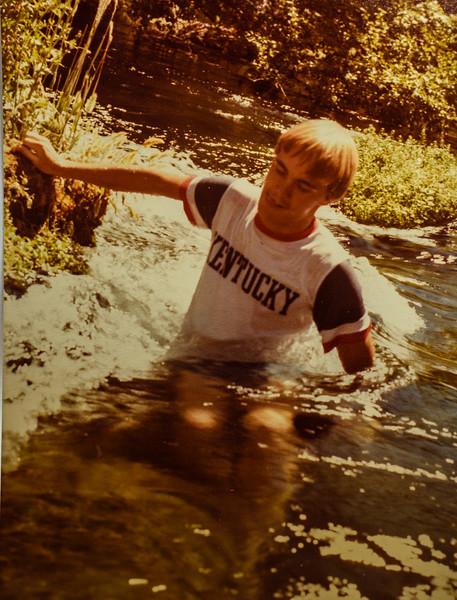 Jeff Jarvie 1977