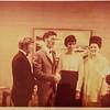 Scott and Kathy's weddding June 9, 1971