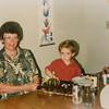 Kathy and Remington 1993