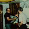 Bob Woodsen and R. Scott Jarvie