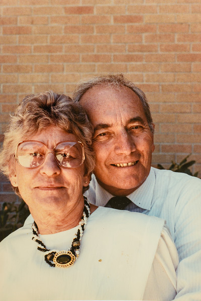 Mary and Ronald Jarvie 1989
