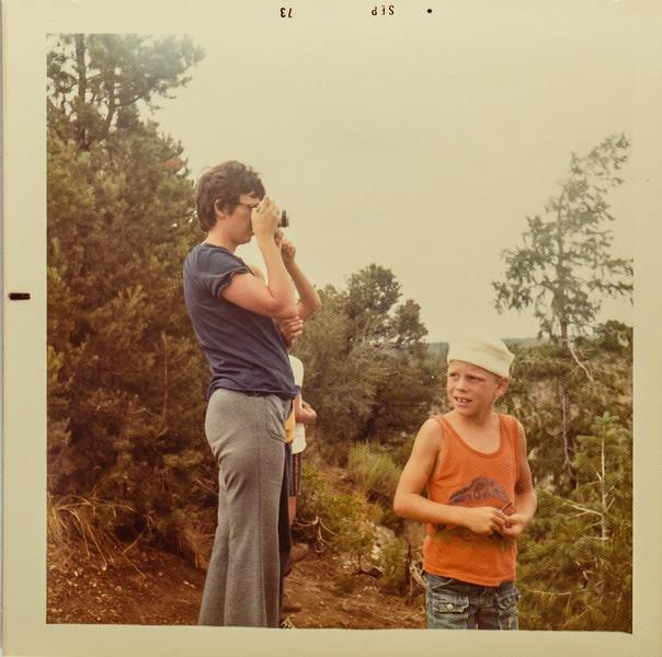 Kathy Jarvie and Matt Bonnstetter 1973