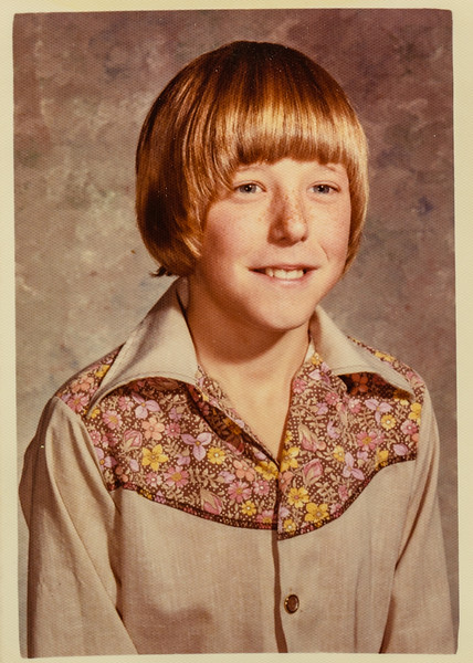 Brian Lamson Grade 5 Sept. 1975