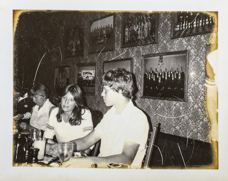 Karen and Heidi Lamson and Dave Bonnstetter