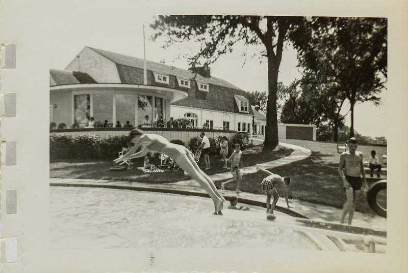 Kathy Lamson, Sunnyside Country Club, Waterloo, Iowa