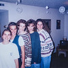 Amy, Reannon, Me (Sara), Kelly and Bethany 1995