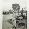 Raymond Jarvie, Johnson Air Base Oct. 5, 1952