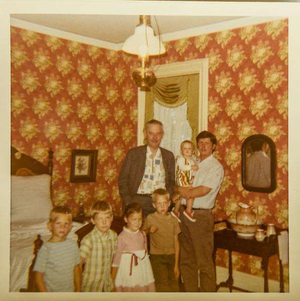Matt, Brian, Heidi, Dave, Russell O. and R & C