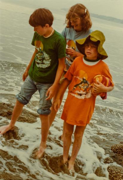 Jay, Vonda, Matt 1977