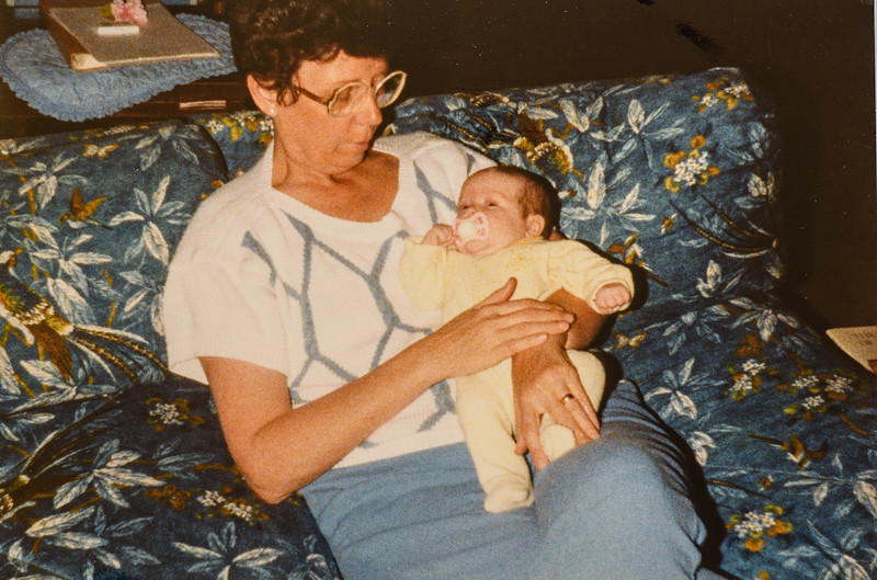 Kathy and Remington Jarvie 1990