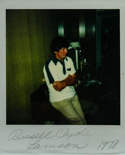 Russ Clyde Lamson 1978