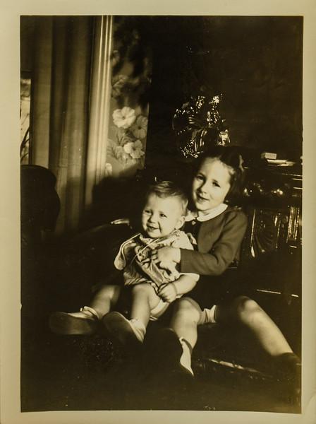 Kathy Lamson and Ann Gerow