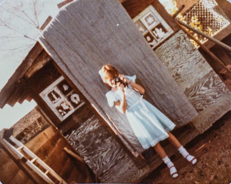 Kristen Jarvie Hazelhurst house 1984