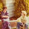 Kathy and Teresa Jarvie, May 1979