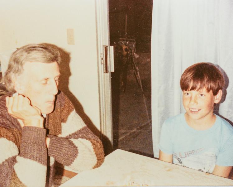 R Scott Jarvie and Scotty Jarvie