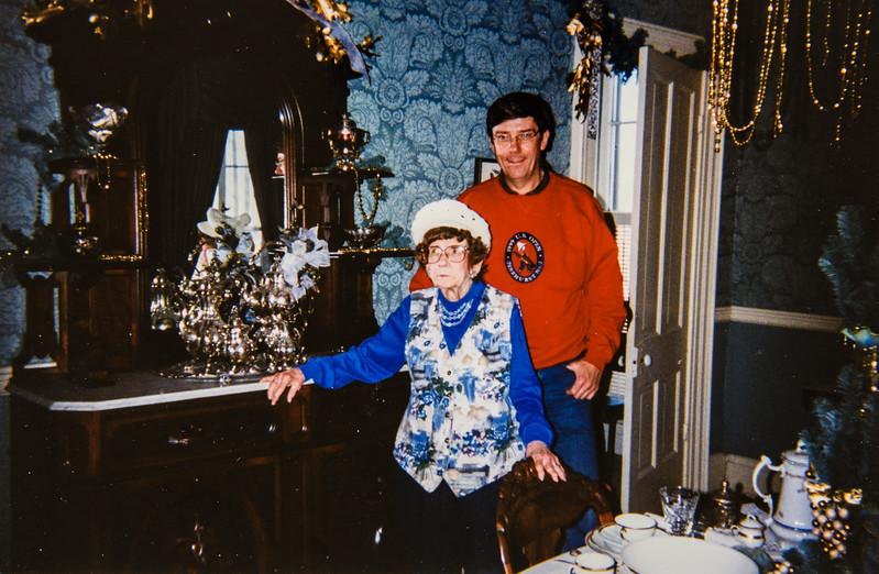 Pauline and Paul Lamson