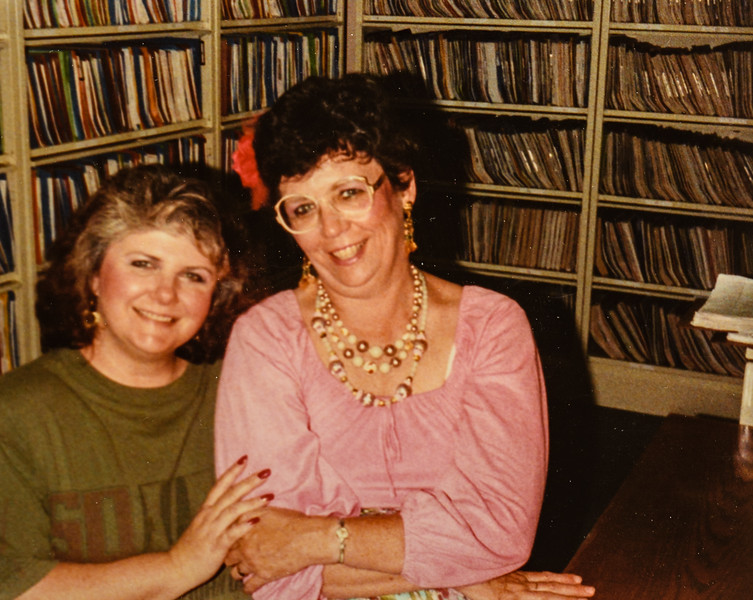 Holly and Kathy