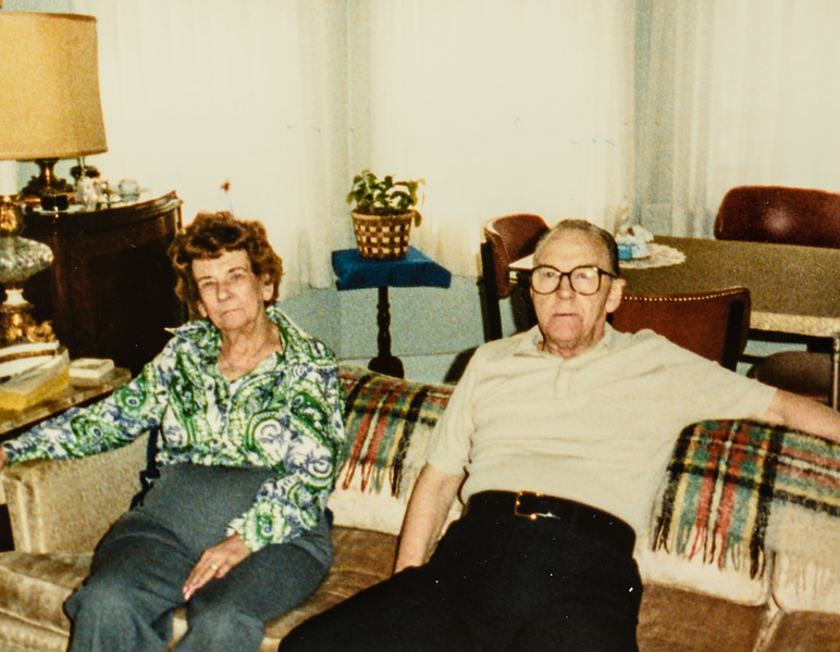 Pauline Lamson and Clinton Shockley