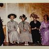 Karen Sherwood, Judy, Sharon Bowers, Kathy Lamson, Leila,