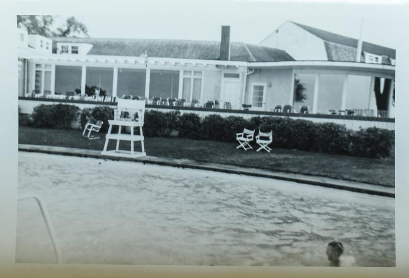 Sunnyside Country Club Waterloo, Iowa the 1950's