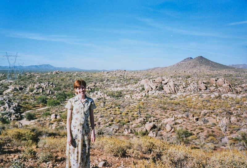 Sara Jarvie AZ at Matthew's 2003