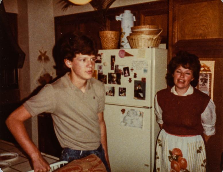 Russ R. and Gerri 1984