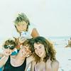 Sara Quinney, Kristen, Sara, Jodi 1988