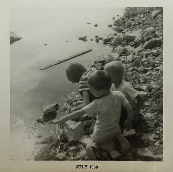 Vonda, Jay, Jeff 1968