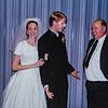 Kristen, Jared, Mike Clark 2001