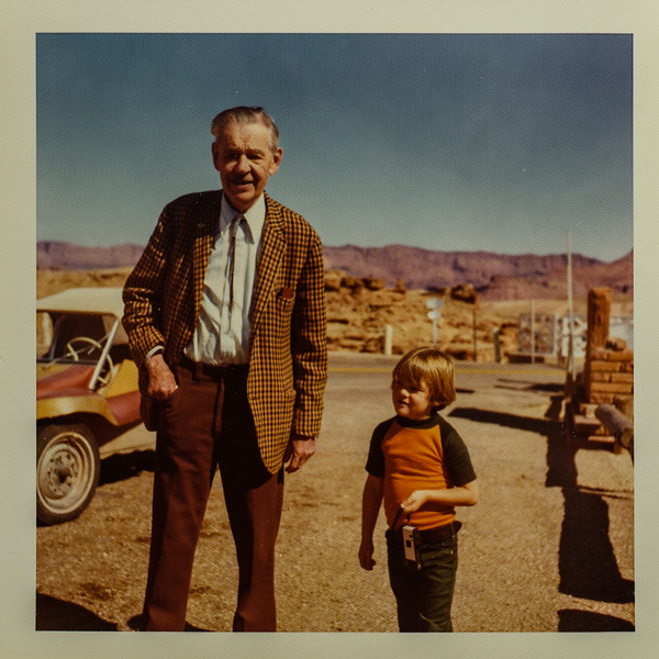 Russell O. and Russell R. Lamson 1974 Page Visit