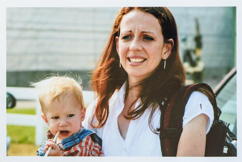 Elric and Kristen Clark 2005