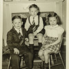 Russell C, Oaul, Kathy Lamson 1946