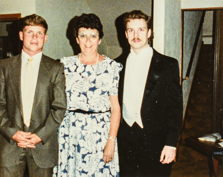 Matt Bonnstetter, Kathy Jarvie, Dave Bonnstetter