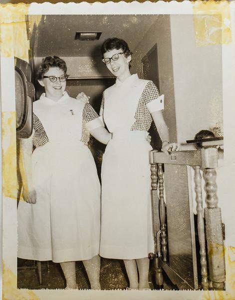 Kathy Lamson 1959