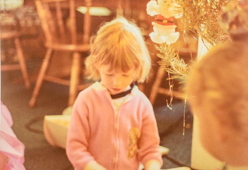 Sara Jarvie 1977