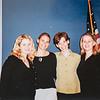 Erika Marhoney, Camille Culbertson, Sara Jarvie, Erin 2001