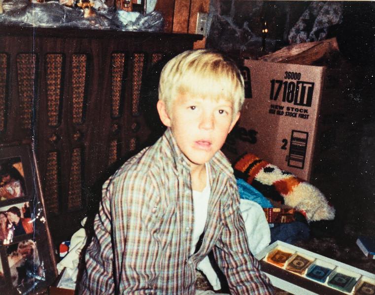 Eric Christmas Day 1983