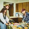 Bethie Crane, Sara Jarvie, Amiee Erekson 1989
