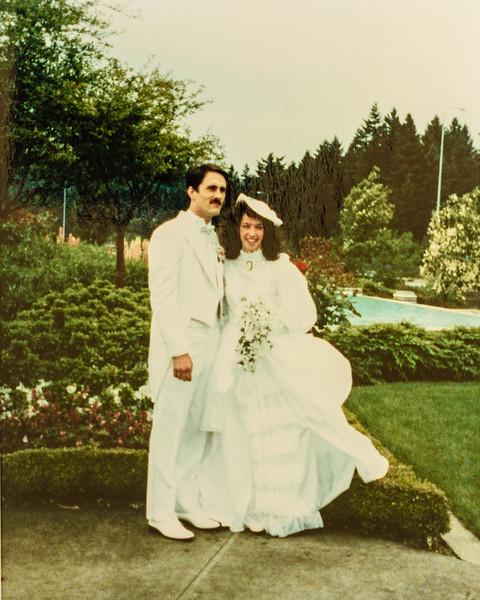 Jay and Jodi Jarvie 1987