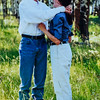 Jared Clark and Kristen Jarvie 2001