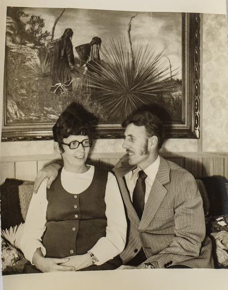 Kathy and Scott 1972