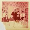 Clinton Shockley, Russell O. Kathy, Russ C. Effie, Jennie Shockley, and Pauline Lamson 1956
