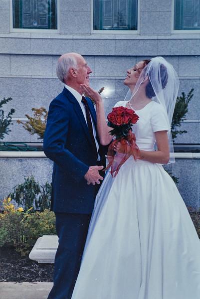R. Scott and Kristen 2001