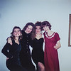 Amy, Bethany, Reannon, and I (Sara) before preference 1995