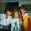 Kristen Jarvie, Sara Quinney, Sara Jarvie 1985